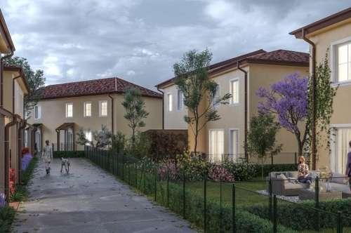 ACHTERSEE - Sonnige, exlusive & klimatisierte Doppelhäuser mit Toskana-Flair - HAUS 8 - MASSIVHAUS! Reserviert