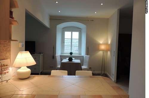 3400 Klosterneuburg, Zentrum, saniertes kl. Haus 15Jhd. 40m2 Apartment um Euro 190.000.--
