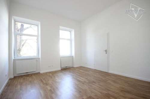 Ideal aufgeteilte 2-Zimmer Altbauwohnung mit 3,70m Raumhöhe neben dem Donaukanal/Augarten