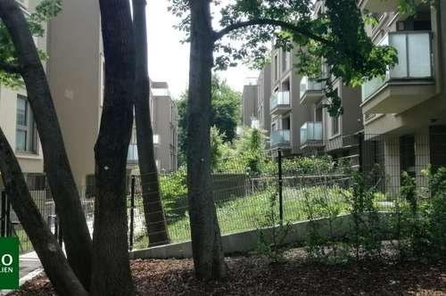 Modernes und barrierefreies Wohnen in Gersthof : 3 Zimmer auf 88 m2 mit Balkon und Loggia !!
