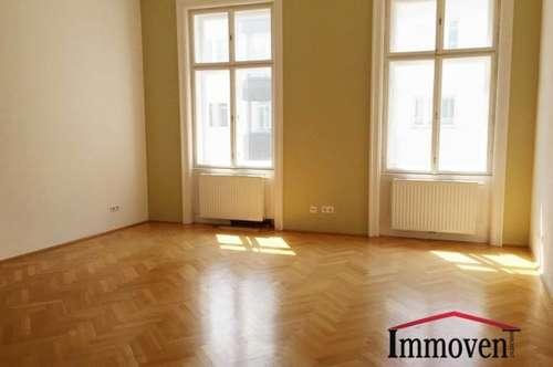 Schöne Wohnung mit typischen Wiener-Altbau-Flair