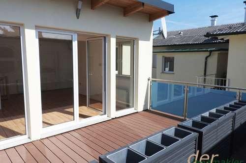 luxuriöse 3-Zimmerwohnung mit Terrasse