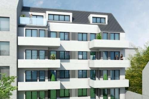 Traumhaftes Mödling, Erstbezugs-Anlagewohnungen 44-126m² Ruhelage! Gute Verkehrsanbindung!