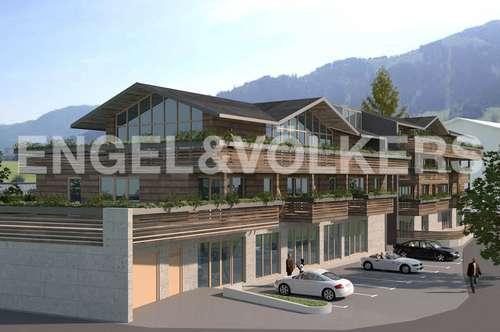W-02CDLI Neubau: Penthouse mit Kaiser- und Hornblick