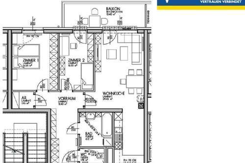 Achtung Provisions frei ! Frei finanzierte Wohnhausanlage mit 13 Wohnungen