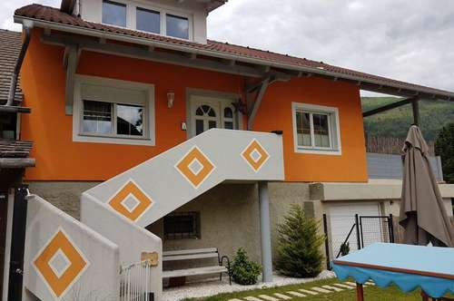 SUPER ANGEBOT Gmünd Nähe: neuwertiges Einfamilienhaus zu einem SUPER Preis!