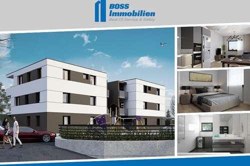 Natur trifft Moderne - Haus 2 - EG inkl. ca. 30 m² Garten