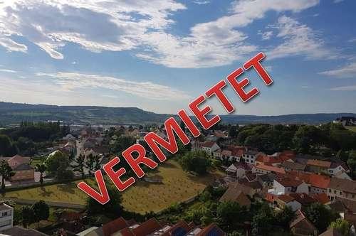 !!VERMIETET!! Hoch über Mattersburg - Wohnung im 14 Stock mit 140m² Terrasse !