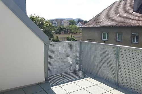 Dachgeschosswohnung in Liesing