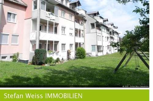 Möbliertes 2 Zimmer Appartement mit Balkon, Tiefgaragenplatz inklusive