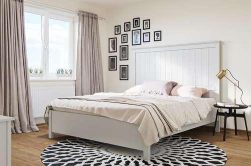 Perfekt aufgeteilte 3-Zimmer-Wohnung