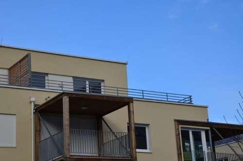 Zweizimmerwohnung mit großer Dachterrasse