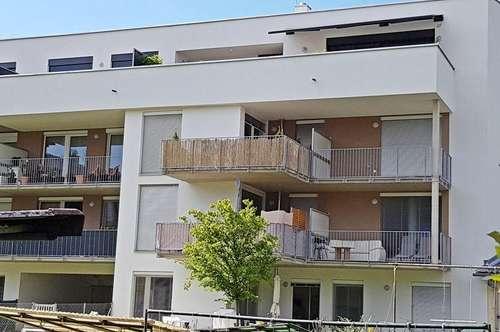 3 Zimmer Neubau-Wohnung mit Süd Balkon in absoluter Traumlage - 100m vom Murradweg - Provisionsfrei