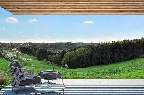 Neubau 4 Zi. Wohnung mit Eigengarten und Terrasse