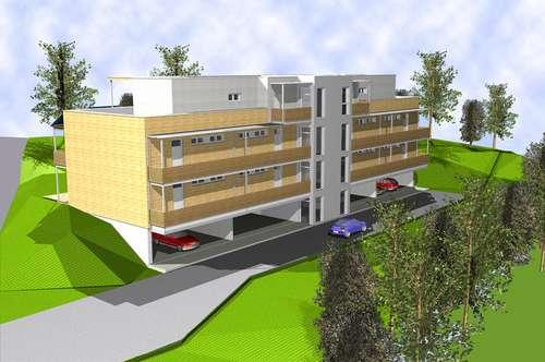Wunderschöne Neubauwohnung im Grünen