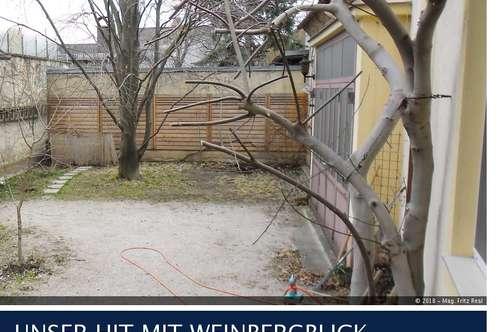 Gumpoldskirchen 2-ZIMMER MIETETAGE MIT GEMEINSCHAFSTSGARTEN