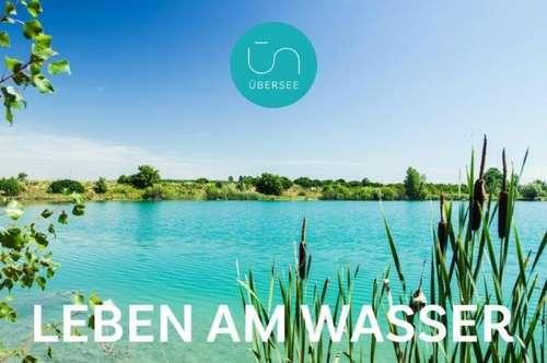 860 m² Grundstück mit direktem Seezugang in reizvoller Landschaft!