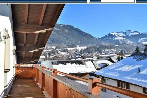 Charmante Dachgeschosswohnung in Kitzbühel zur Miete