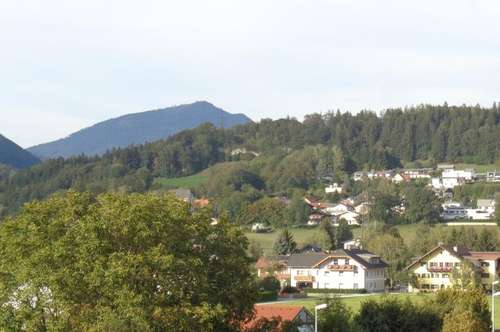 Ganz oben - traumhafter Bergblick! 4-Zi.-Maisonettewohnung mit TG-Stellplatz in Hallein