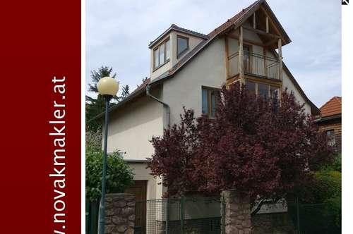 Schönes Haus mit Fernblick in Brunn am Gebirge