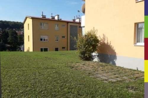 Raumwunder in Grünruhelage mit Gartenbenützung in Klosterneuburg