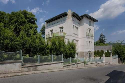 1130 Wien - Einzigartige Jugendstil-Villa zur Miete