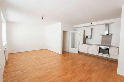 Lichterfüllte 2-Zimmer Wohnung in U-Bahn Nähe