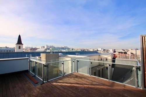 Sonnige DG-Maisonette mit 2 Terrassen