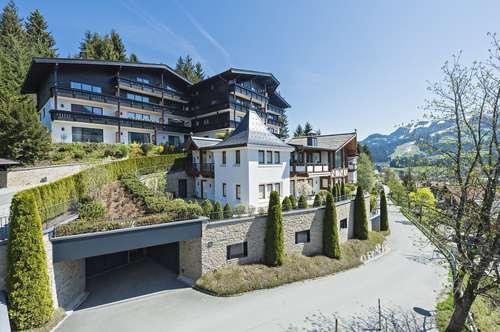 Hochwertige Erdgeschosswohnung in sonniger Lage in Kirchberg