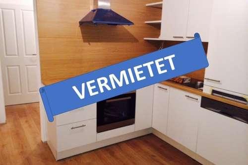 VERMIETET - TOP-Singlewohnung m.Terrasse und kleinen Garten