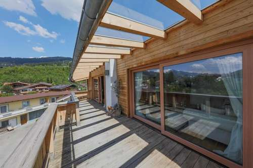 Luxuspenthouse – Kirchberg in Tirol