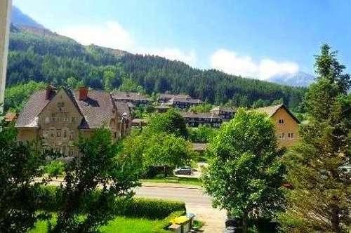 Als Zweitwohnsitz mit unbefristeten Mietvertrag zu mieten. Für die Ferien und Urlaubszeit im idyllischen und sonnigen Ort Eisenerz! Provisionsfrei!