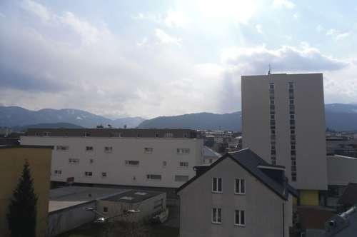 Neu sanierte DG Wohnung mit Rundumblick auf Villach in Zentrumsnähe