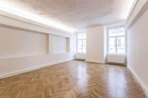 Repräsentative Bürofläche mit Stuckdecken im Herzen von Graz - PROVISIONSFREI