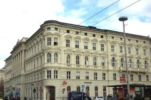 Büroflächen beim Mirabellplatz