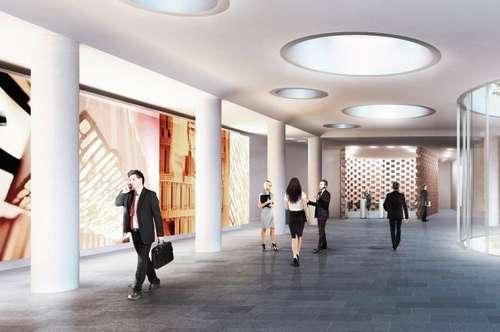 BIOTOPE CITY - THE BRICK - Ideale Geschäftsfläche für Bäckerei und co.