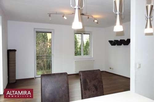 RUHELAGE! Familie mit Grünem Daumen gesucht! 4 Zimmerwohnung mit Gärtchen in Vösendorf