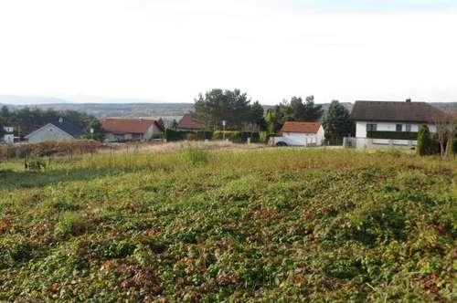 Baugrund in Steinberg-Dörfl