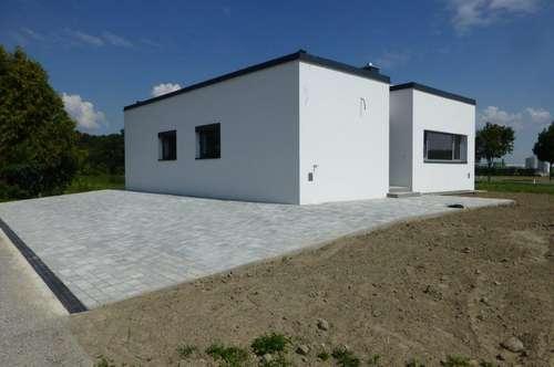 Ebenerdige Immobilie mit zwei Wohneinheiten im wunderschönen Kobersdorf/Burgenland