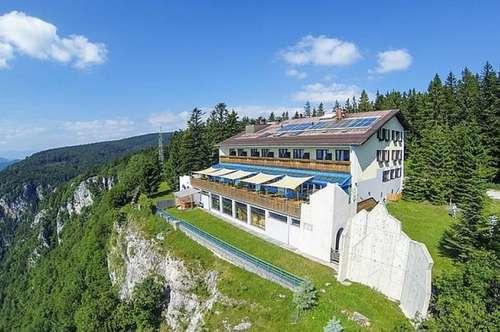 Appartement (107) mit 31,70 m² auf der Hohen Wand
