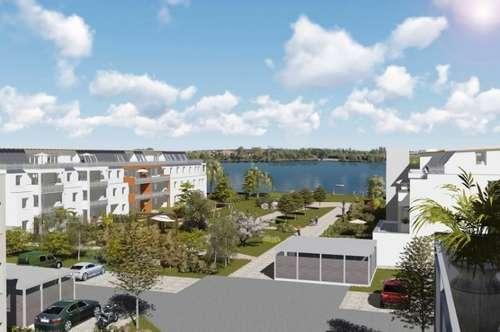 ERSTBEZUG-NEUBAU!!! Wunderschöne barrierefreie 3-Zimmer-Wohnung mit Terrasse, süd-ost-seitigem Garten und Carport-Stellplatz Keine Haustierhaltung erlaubt!