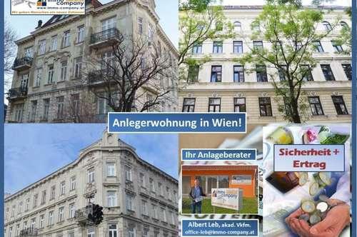 Ertragreiche Anlegerwohnung in Wien Innere Stadt!