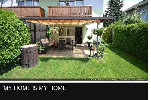 EUGENDORF | 2 Zimmer mit Terrasse und Garten