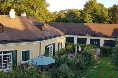 LAXENBURG - Viel Platz mit eigenem Garten direkt am Schloßpark!