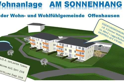 """Eigentumswohnanlage """" Am Sonnenhang"""""""