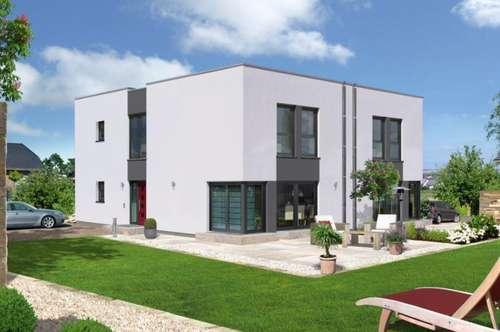 Vormerkkunden für neu zu errichtende Doppelhaushälfte gesucht