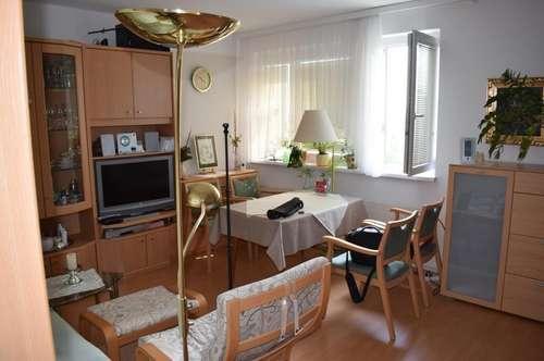 Vermietete 2-Zimmer-Wohnung