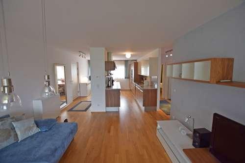 4-Zimmer mit Terrasse / VOLL MÖBLIERT