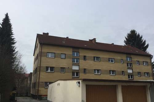 2 Zimmer Dachgeschoßwohnung im Zentrum von Leonding