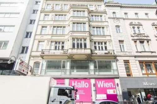 3-Zimmer Wohnung mit Balkon im Herzen der Innenstadt zu vermieten!